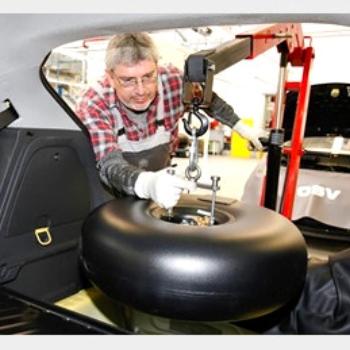 Установка газобалонного оборудования
