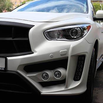 Как защитить автомобиль от повреждений