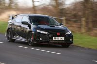 обзор Honda Civic Type R