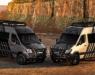 Mercedes-Benz Sprinter превратили во внедорожный дом на колесах