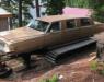 Необычный лимузин Cadillac продается по цене Lanos