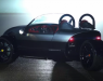 Компания Vanderhall показала самый дорогой трехколесный спорткар