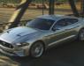 Ford Mustang станет конкурентом Porsche Panamera