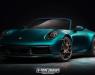 Рассекречен дизайн кабриолета Porsche 911 2020